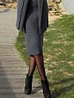 Peter Hahn Cashmere - La jupe longue 100% cachemire