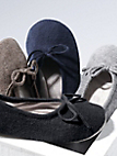 Peter Hahn - Les chaussons en pur cachemire