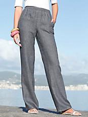 Peter Hahn - Le pantalon en pur lin