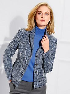 Basler - Le blazer en laine et alpaga