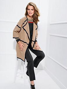 Basler - Le manteau en pure laine vierge