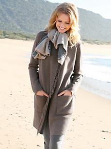 Daddy´s Daughters - Le manteau réversible 100% cachemire