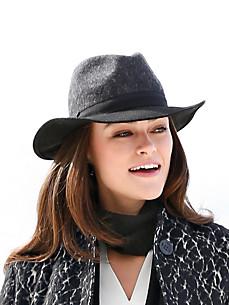 Emilia Lay - Le chapeau en pure laine