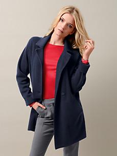 Fadenmeister Berlin - Le manteau en maille