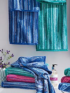 Möve - La serviette de toilette, env. 50x100cm