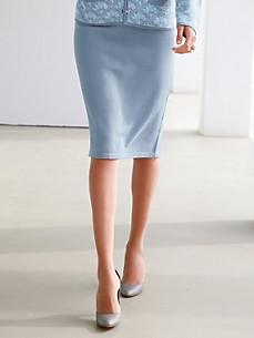 Peter Hahn - La jupe en maille pur coton