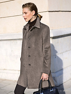Peter Hahn - Le manteau