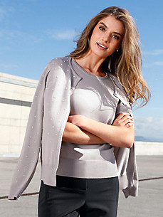 Peter Hahn - Le twin-set cardigan/pull
