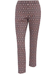 Raffaello Rossi - Le pantalon MINTY NEW,  longueur chevilles.