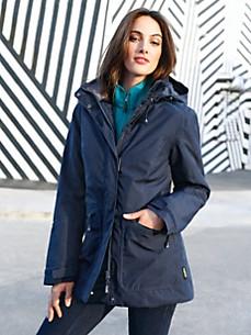 Schöffel - La veste outdoor longue