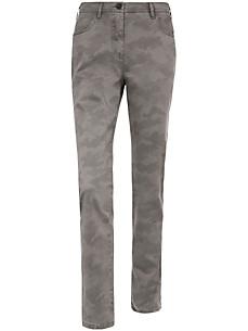 Toni - Le jean imprimé camouflage