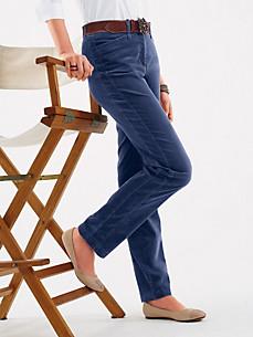 Toni - Le pantalon en velours