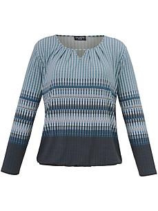 Via Appia Due - T-shirt au motif graphique imprimé