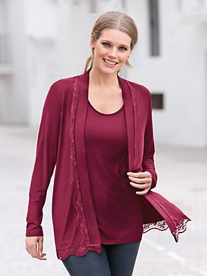Anna Aura - La longue veste-T-shirt