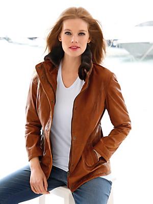 Anna Aura - La veste en cuir
