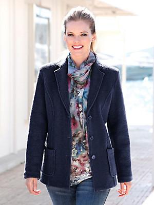 Anna Aura - Le blazer en pure laine vierge