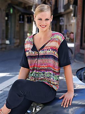 Anna Aura - Le T-shirt chemisier