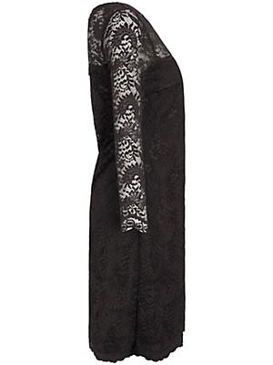 Anna Scholz for sheego - La robe en dentelle,  encolure dégagée