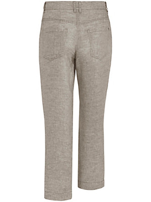 Brax Feel Good - Le pantalon 7/8 en pur lin