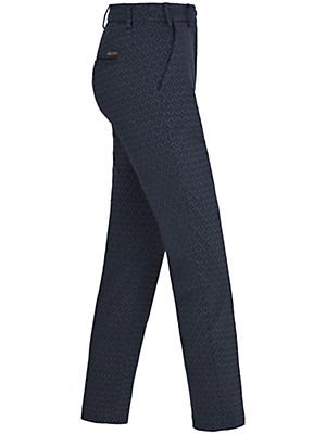 Brax Feel Good - Le pantalon 7/8 « Modern Fit » - Modèle MARON