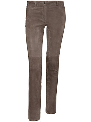 Brax Feel Good - Le pantalon en cuir