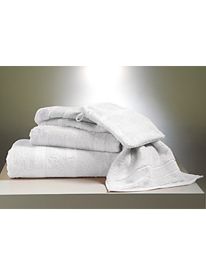 Cawö - Le lot de 2 serviettes invité, 30x50cm