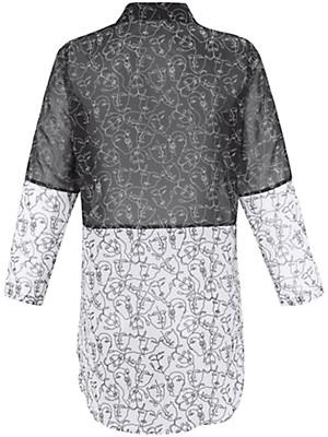 Doris Streich - Chemisier long effet patchwork