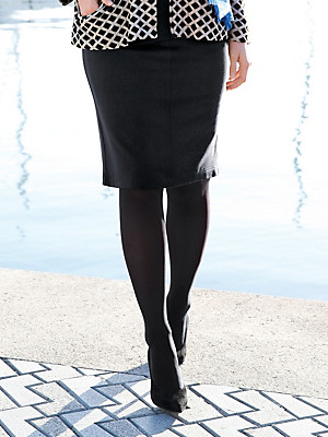 Emilia Lay - La jupe en jersey