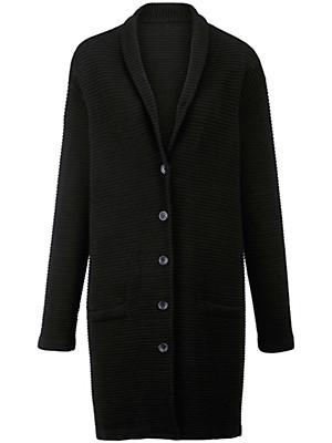 Emilia Lay - Le manteau en maille