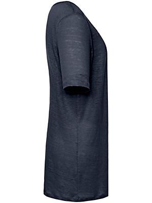 Emilia Lay - Le T-shirt. Col V et manches courtes.