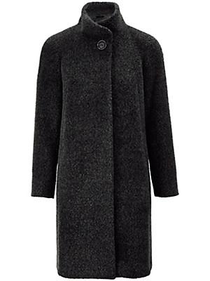 ERRE - Le manteau 3/4 en alpaga