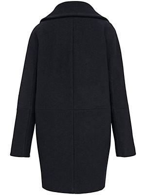 Fadenmeister Berlin - La veste longue en pure laine vierge