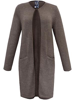 FRAPP - Le manteau en maille