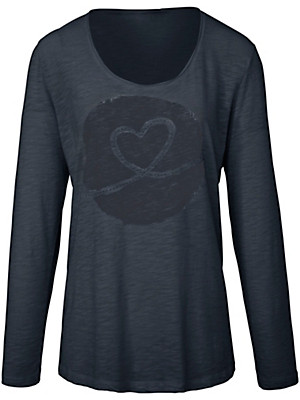 FRAPP - Le T-shirt encolure dégagée
