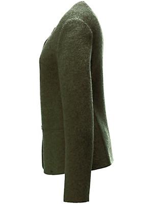 Giesswein - La veste en pure laine vierge