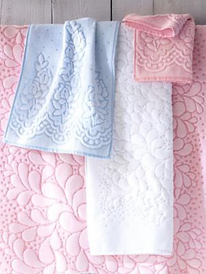 Herka - La serviette de toilette, env. 50x100cm
