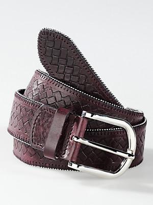 Inkadoro - La ceinture en cuir nappa