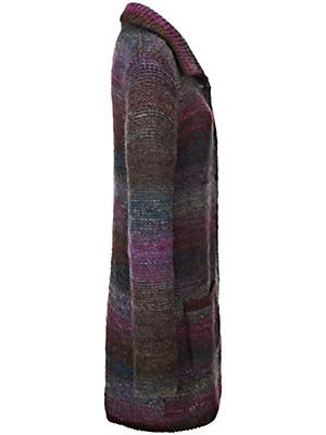 Inkadoro - La veste longue en alpaga