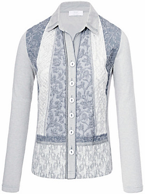 Just White - La veste-chemisier