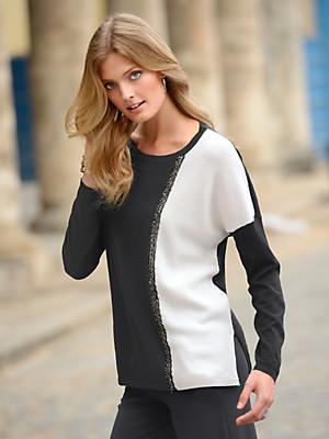 Laurèl - Le pull en laine vierge