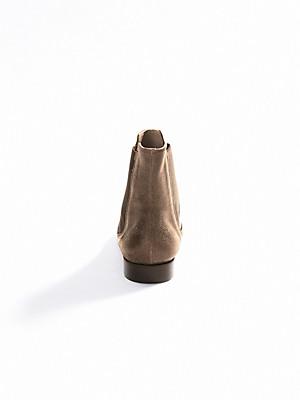 Ledoni - Les boots en cuir