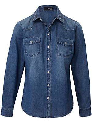 Looxent - Le chemisier en jean