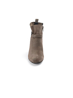 Paul Green - Les bottines en cuir velours