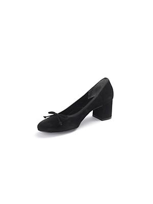 Paul Green - Les escarpins en cuir velours
