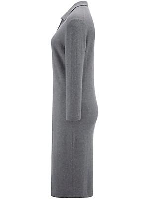 Peter Hahn Cashmere - La robe polo en pur cachemire