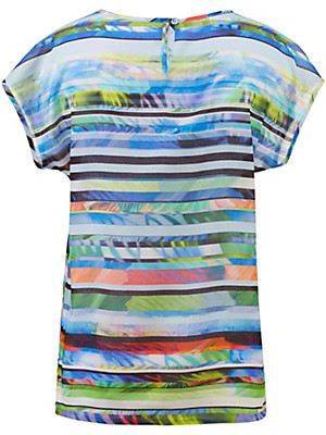 Peter Hahn - La blouse à manches courtes