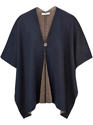 Peter Hahn - La cape en pure laine vierge