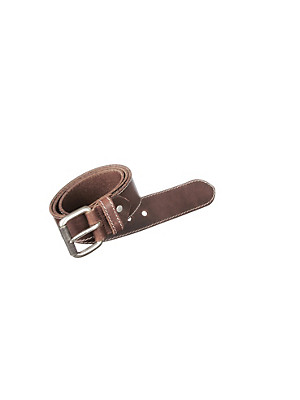 Peter Hahn - La ceinture en cuir