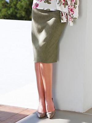 Peter Hahn - La jupe en pur lin