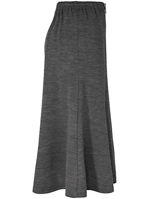Peter Hahn - La jupe en pure laine vierge